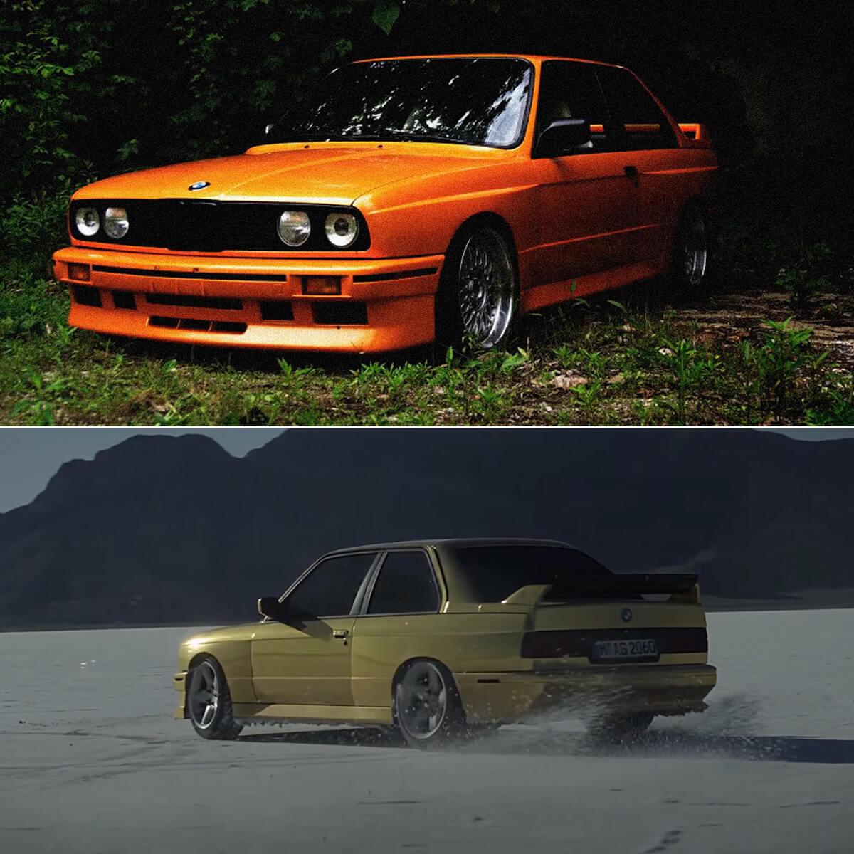 BMW E30 M3 –The Nostalgia Ultra Car