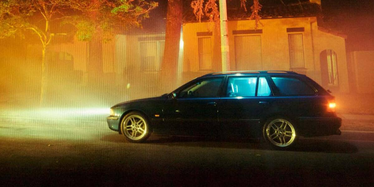 BMW E39 Touring - Frank Ocean