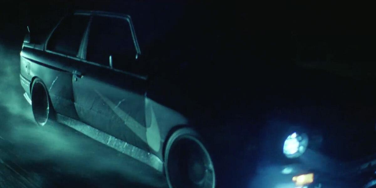 Nike BMW E30 M3