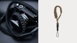 best paracord camera straps
