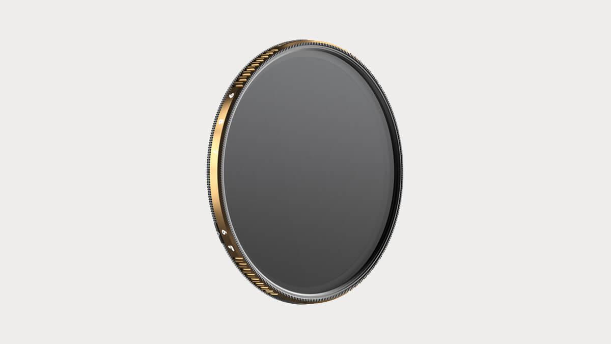 Peter McKinnon's Variable Lens