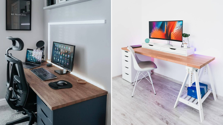 Best IKEA Gaming Desk Setup Ideas