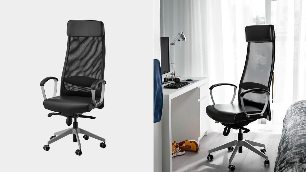 IKEA Gaming Desk Chair – Markus