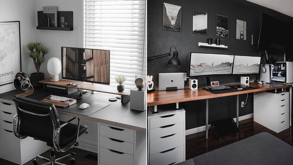 IKEA Gaming Desk Ideas
