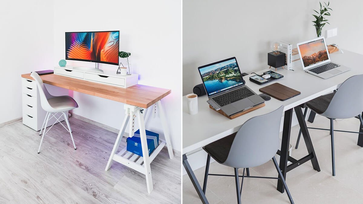 Cool Gaming Desks from IKEA