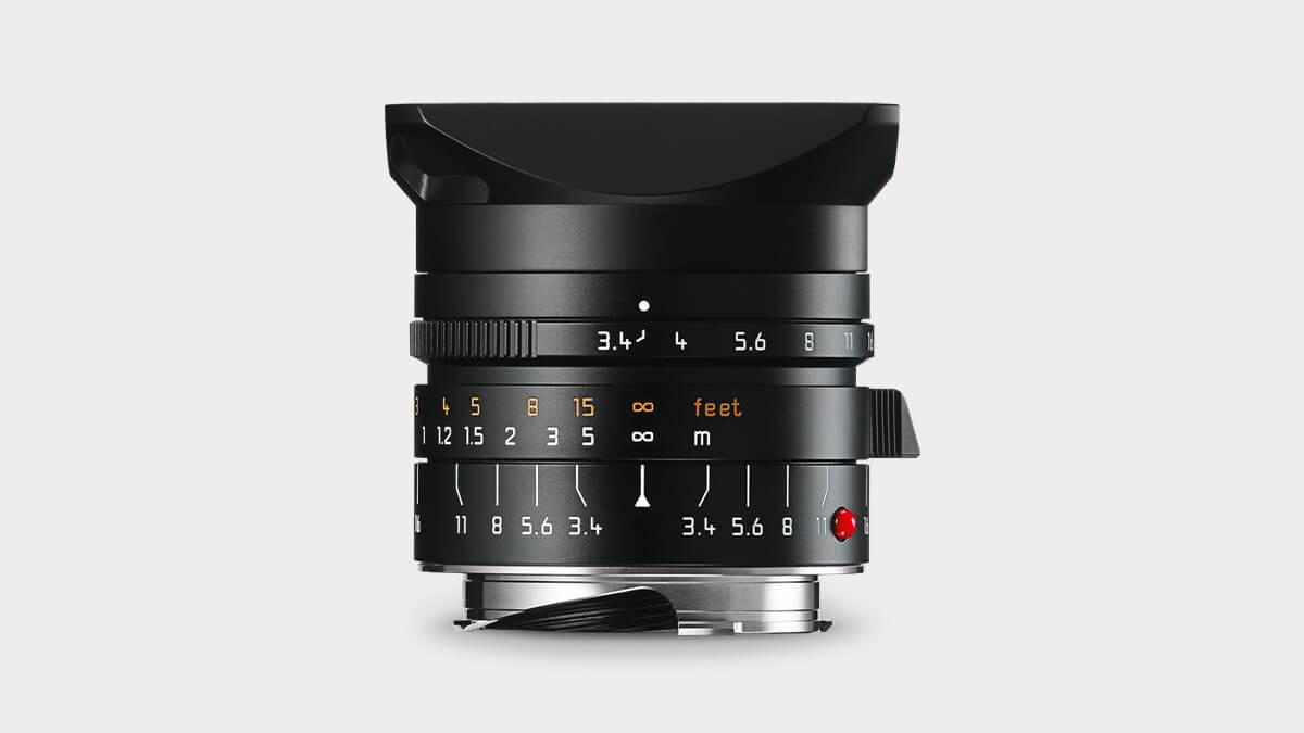 Leica Wide Angle Lens