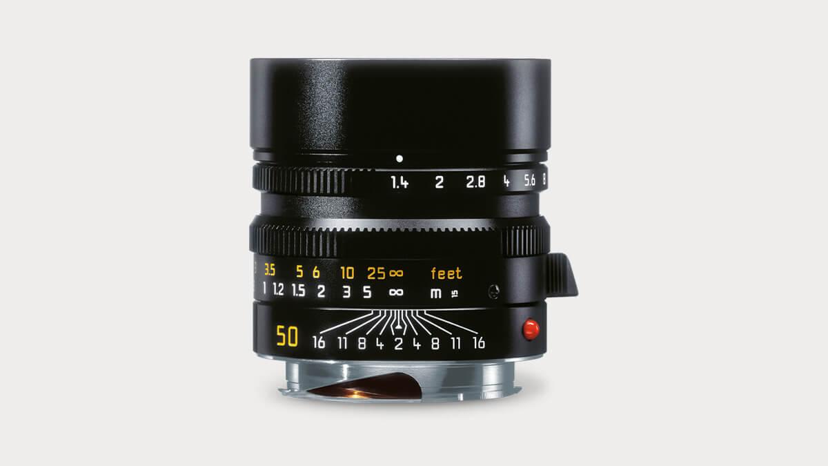 Leica Summilux-M 50mm f/1.4 Lens