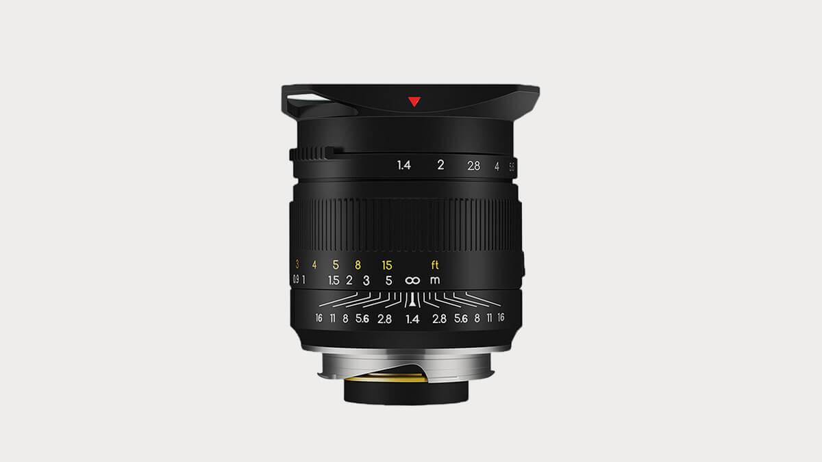 Alternative Leica Lenses - TTArtisan-35mm