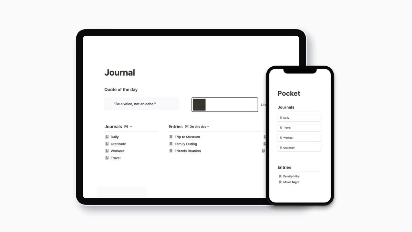 Best Notion Daily Journal Templates
