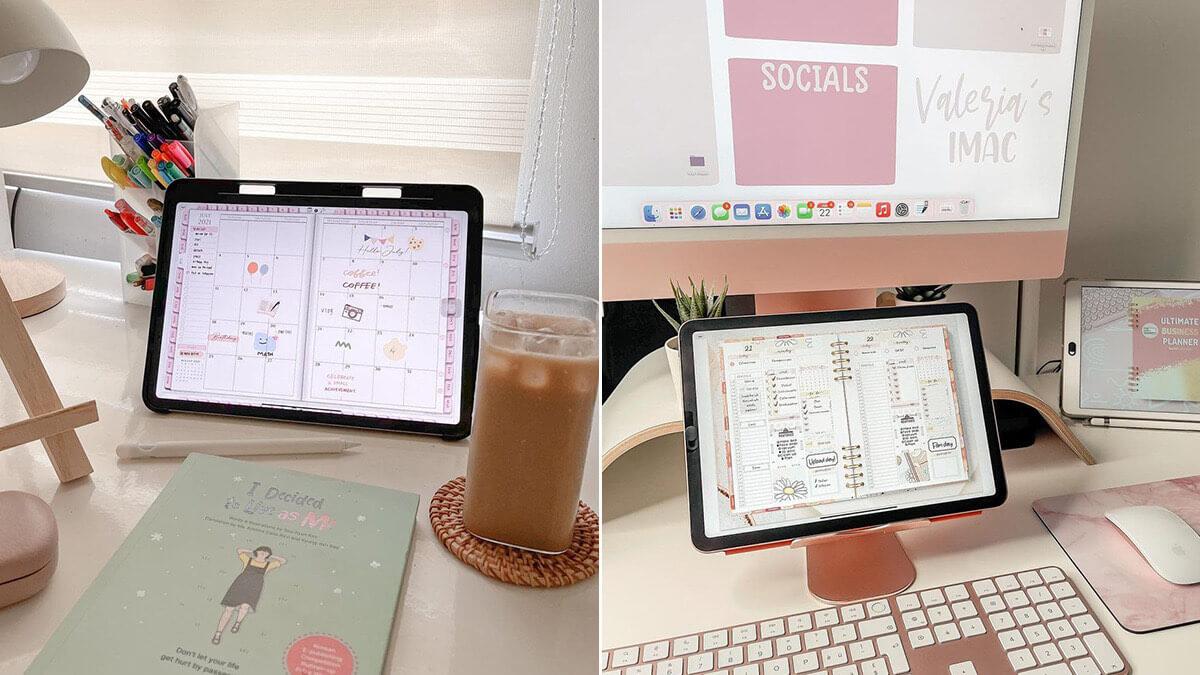 iPad Digital Planner Setup