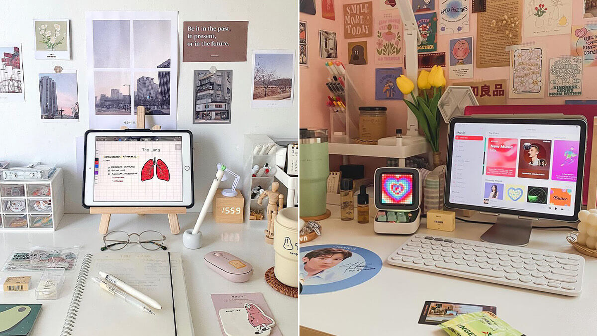 Wall Collage iPad Setup