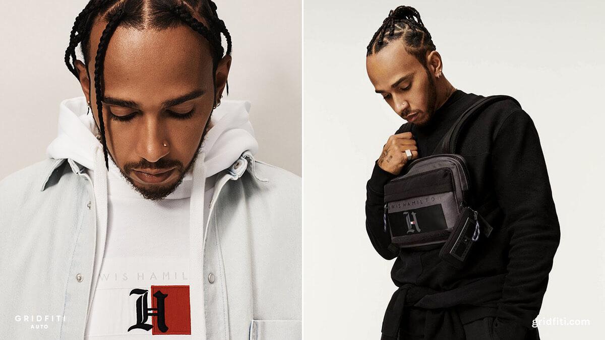 TOMMYXLEWIS –Lewis Hamilton x Tommy Hilfiger