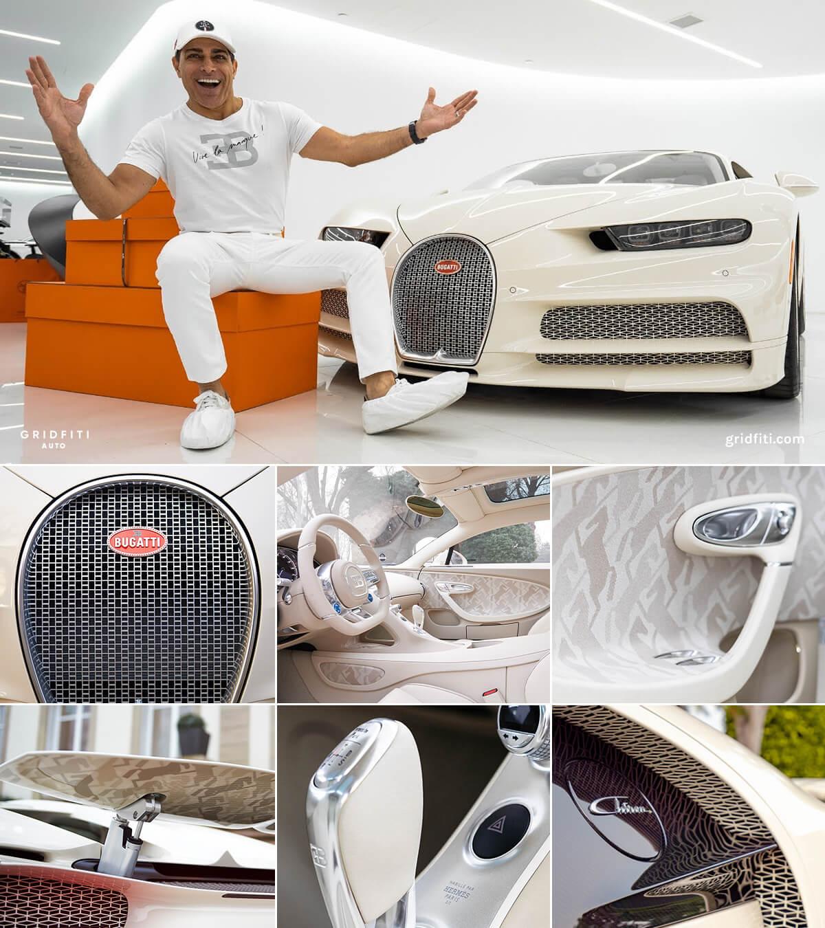 Hermès Bugatti Chiron