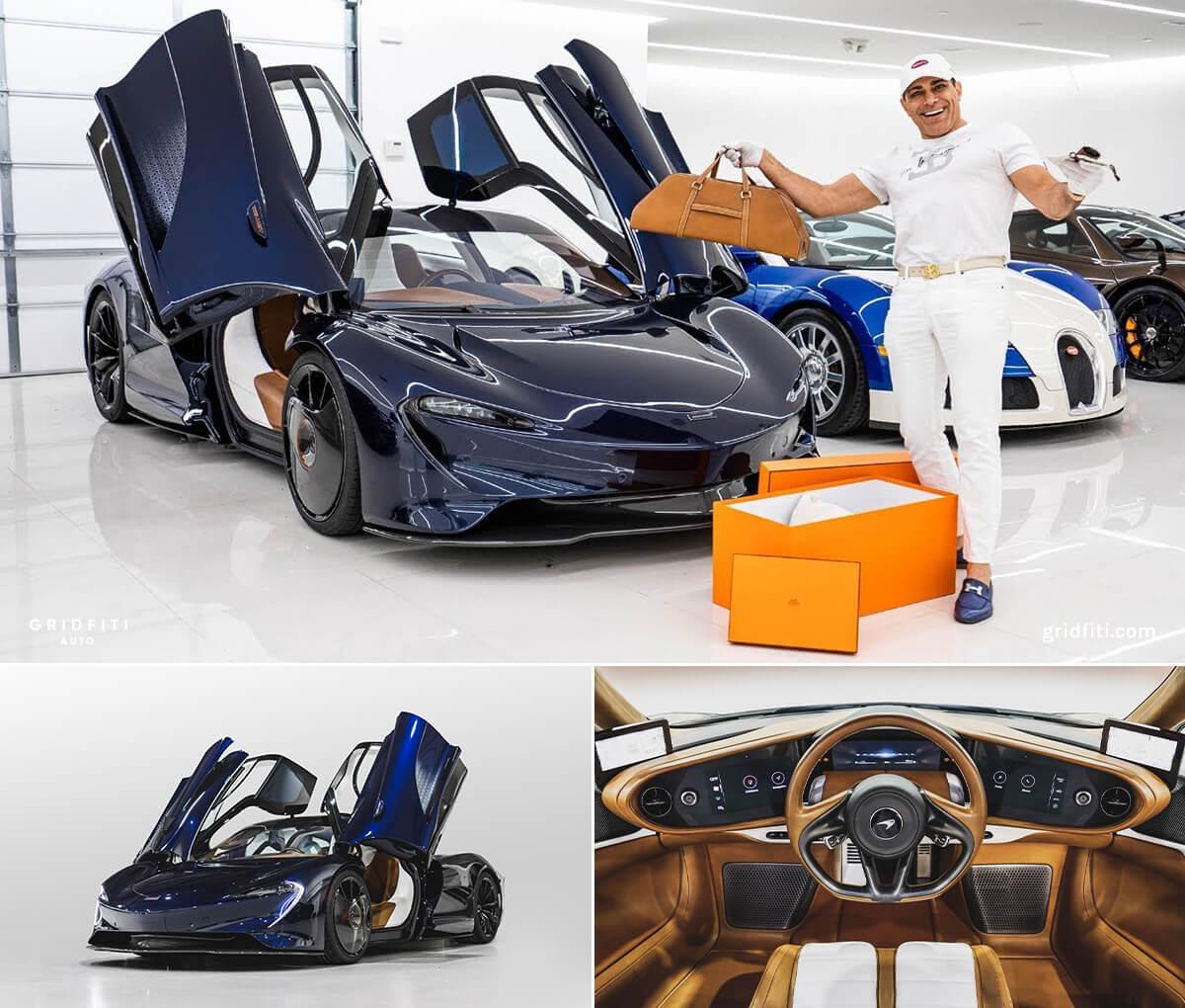 Hermès McLaren Speedtail