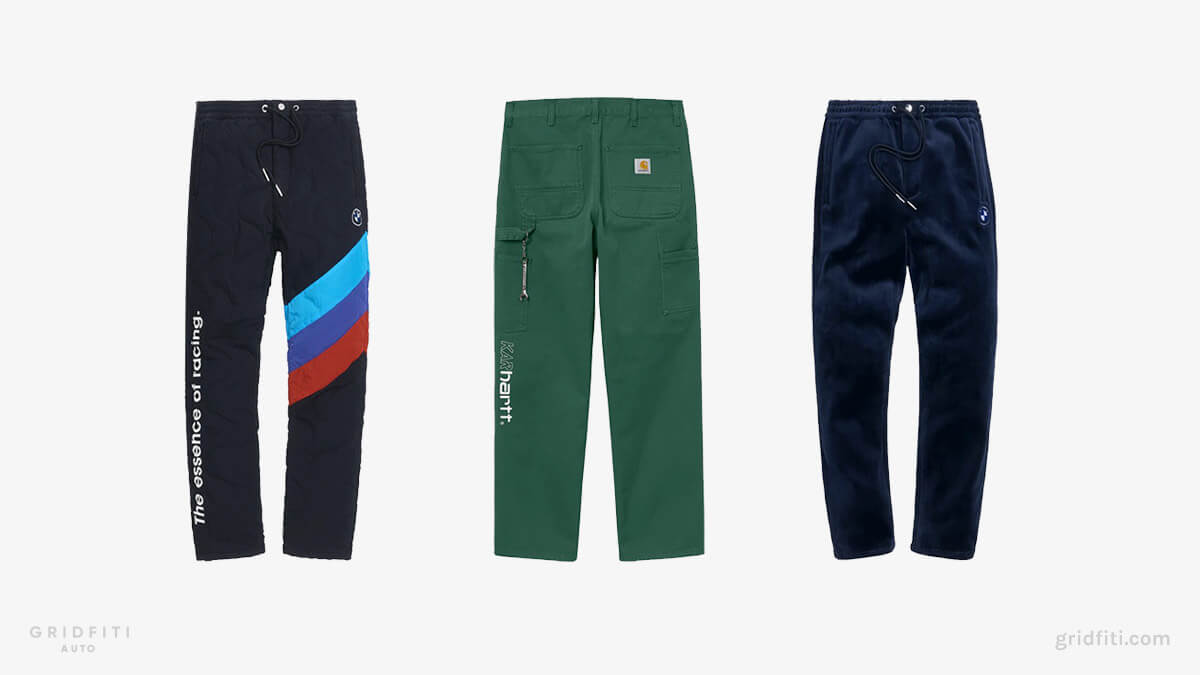 Automotive Pants & Shorts