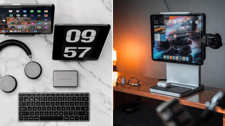 Minimal iPad Desk Setup Ideas