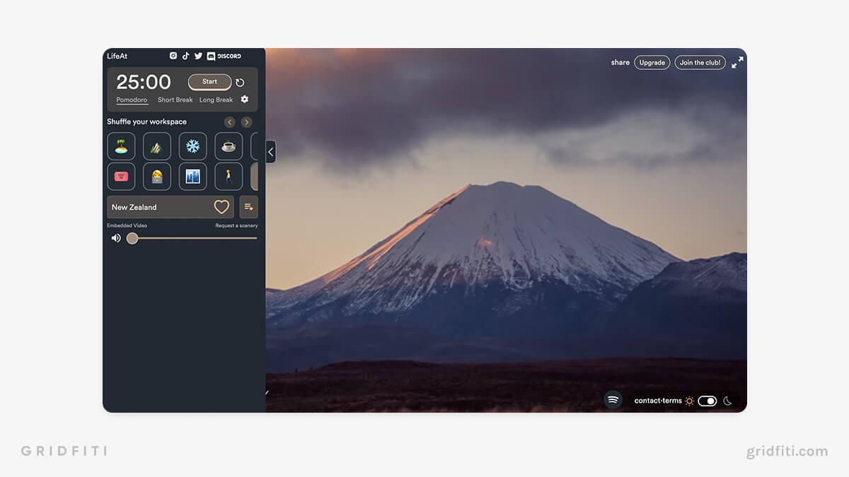 LifeAt.io – General Virtual Space