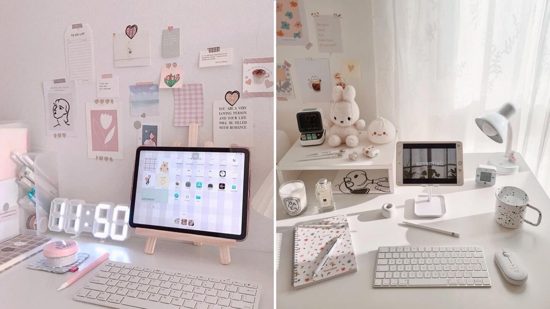 aesthetic ipad setups