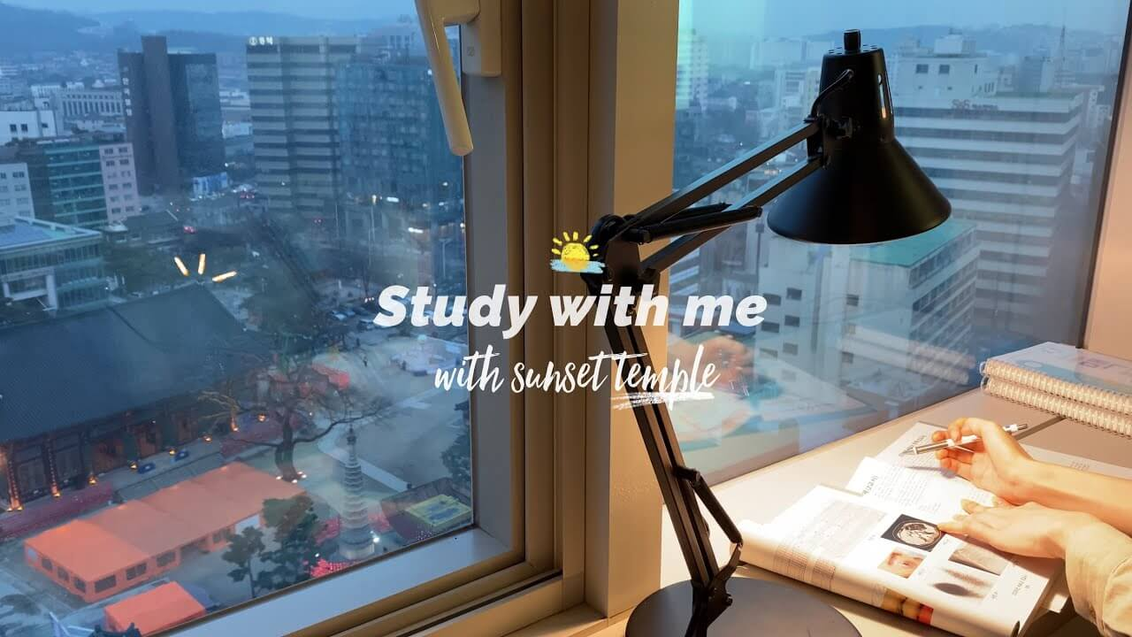 Study With Me Videos by Country