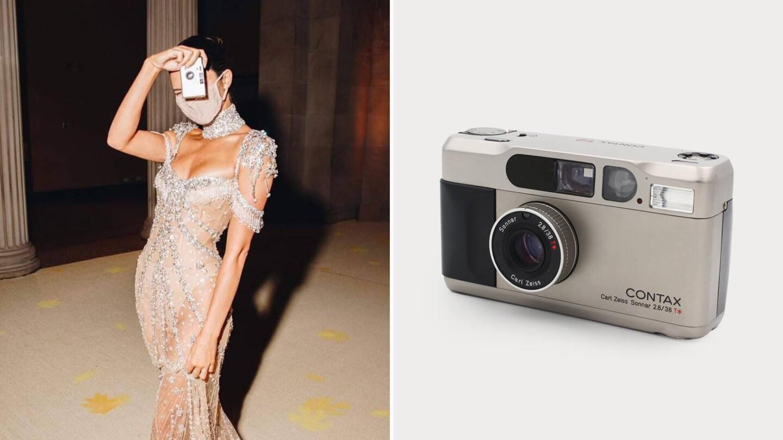 Kendall Jenner Film Camera
