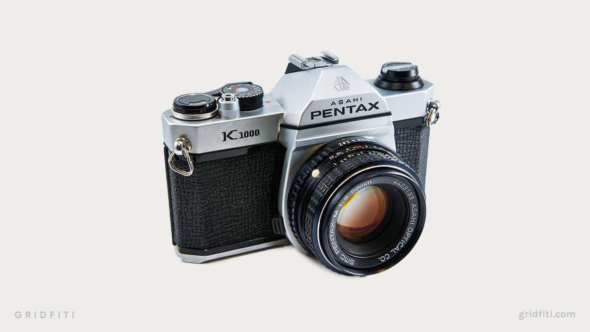 Kendall Jenner's SLR Film Camera