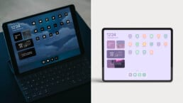 Aesthetic iPad Home Screen Ideas